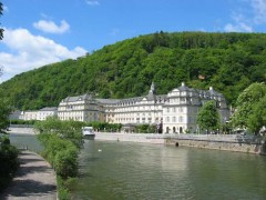 Häcker´s Grand Hotel ****s in Bad Ems an der Lahn