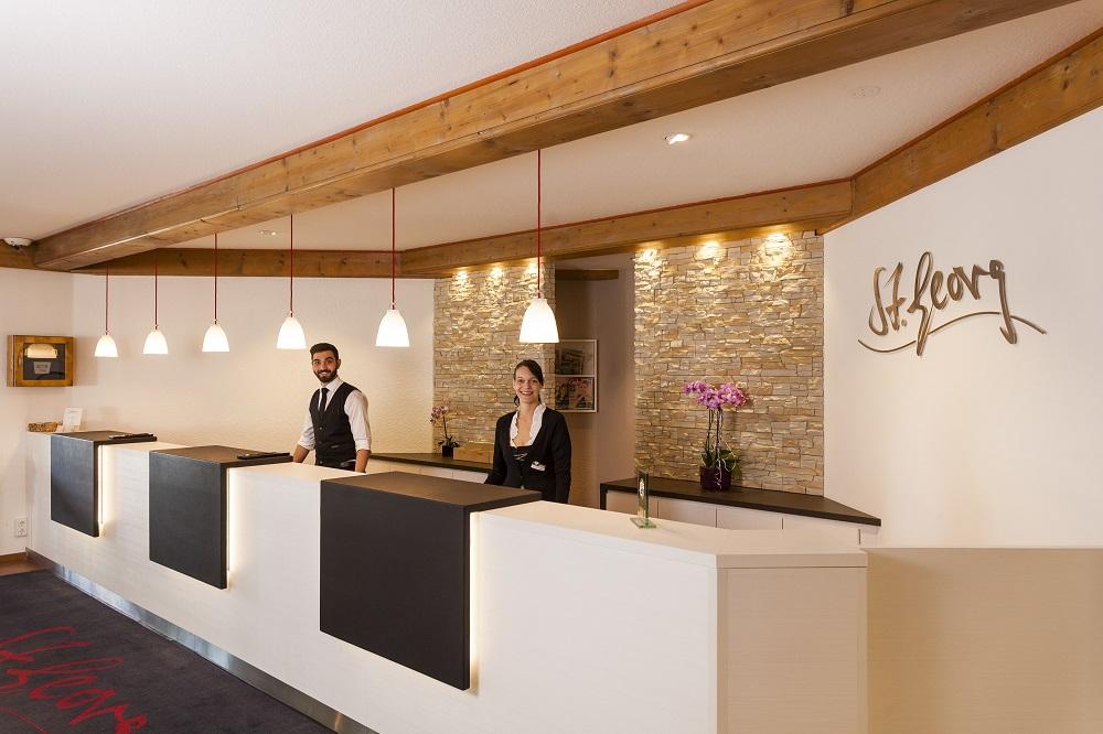 Sterne S Hotel Hotel St Georg