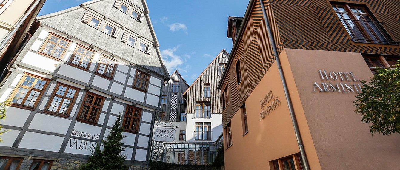 Arminius Hotel In Bad Salzuflen