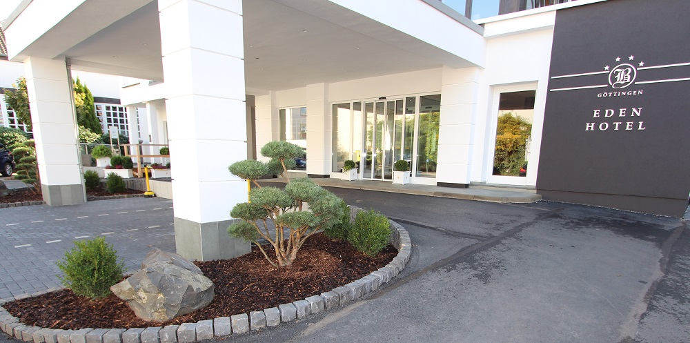 eden hotel g ttingen ihr top 4 sterne privathotel in