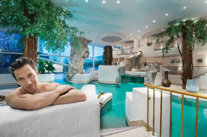 Hotel Frankenland****s in Bad Kissingen-das top 4 Sterne s Wellness- Tagungs- & Kurhotel in Bayern top Wellnesshotel Deutschland