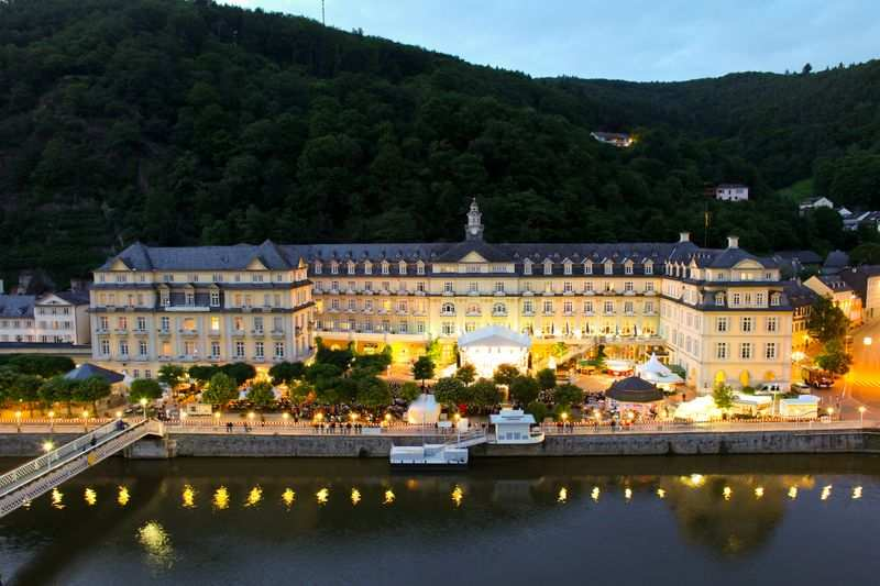 Top 100 Hotel Häcker`s Grand Hotel ***** Bad Ems an der Lahn