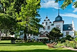 Hotel Amp Restaurant Kronenschl 246 Sschen Im Rheingau Das