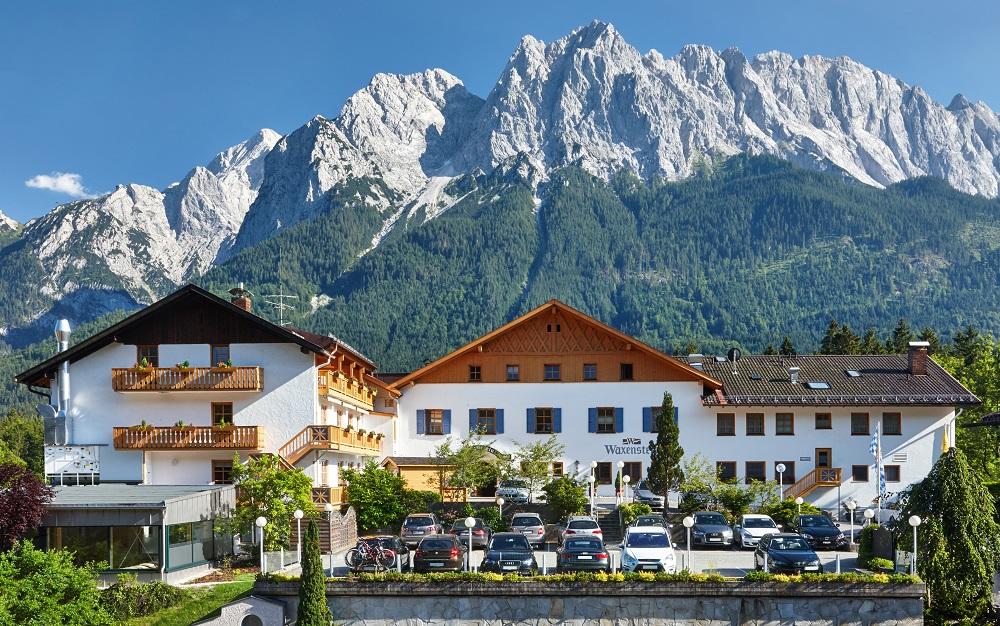 Garmisch  Sterne Hotel
