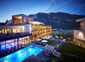 Hotel das kronthaler s am achensee ihr top for Wellness designhotel deutschland