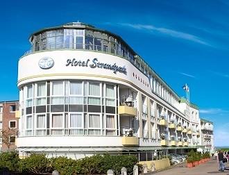 Top private hotels herausragende qualit t und individuelle for Hotel direkt an der nordsee