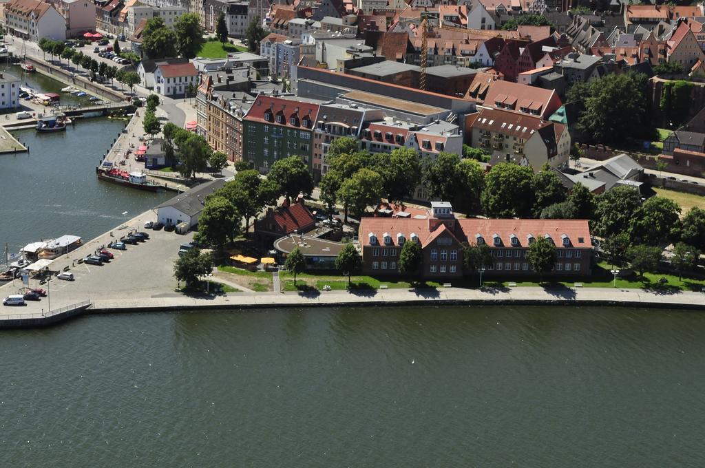 Hotel Hafenresidenz Stralsund Ihr Top 4 Sterne Privathotel In