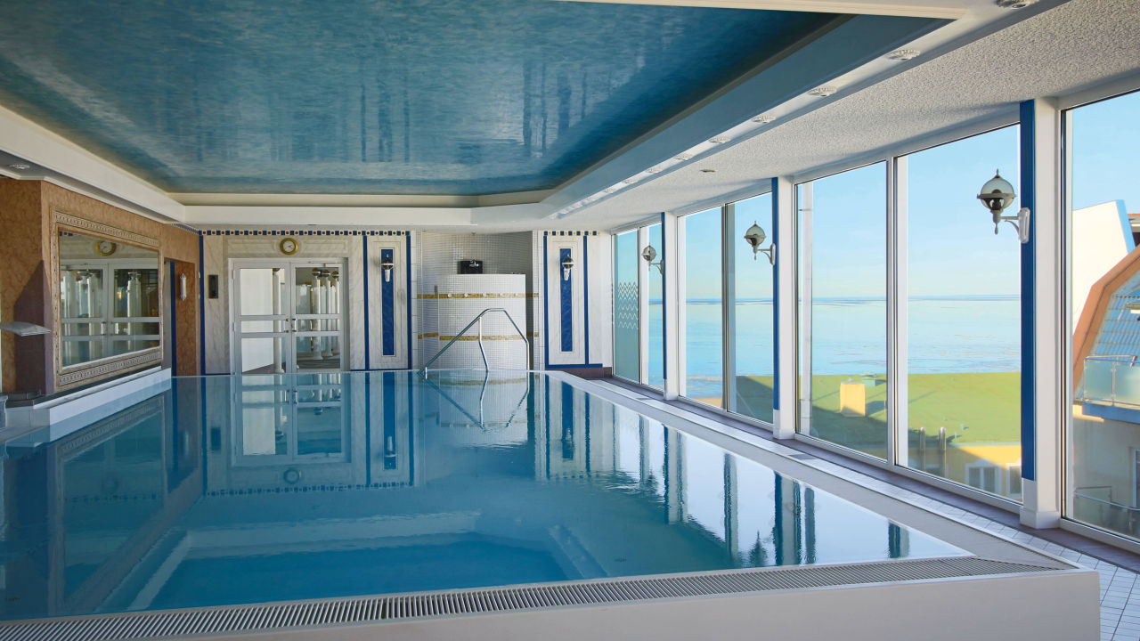 Hotel strandperle duhnen in cuxhaven ihr for Hotel direkt an der nordsee