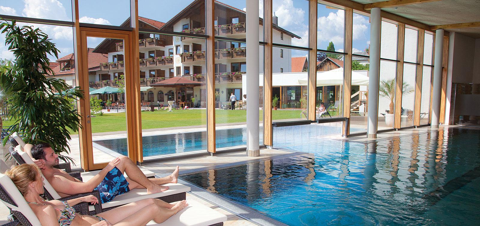 Wellnesshotel Eibl Brunner In Frauenau Ihr Top 4 Sterne