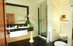 Top 100 Hotel Häcksers Fürstenhof ***** Badezimmer