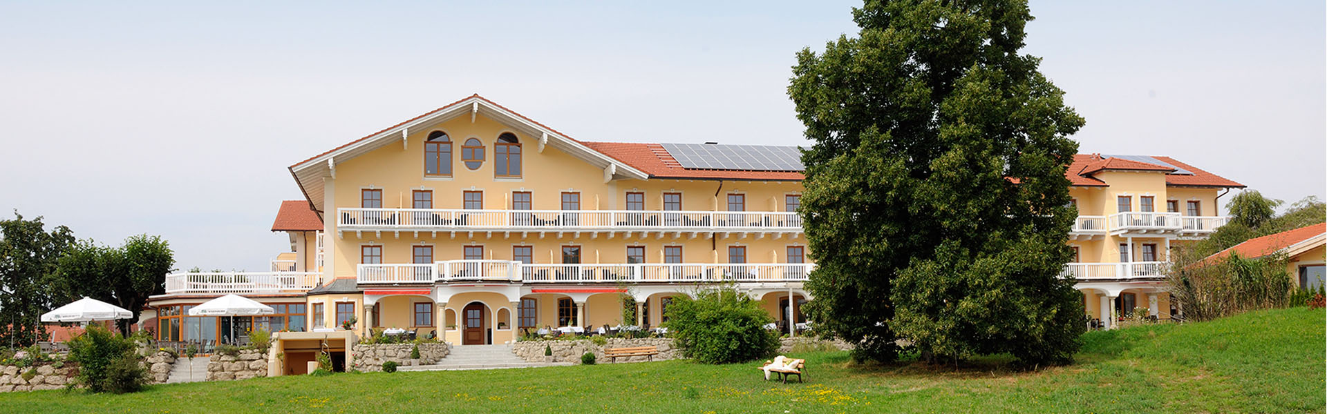 Hotel Gut Edermann in Teisendorf - Ihr top Wellnesshotel in Oberbayern am Alpenrand top Hotel Chiemsee, Berchtesgardener Land