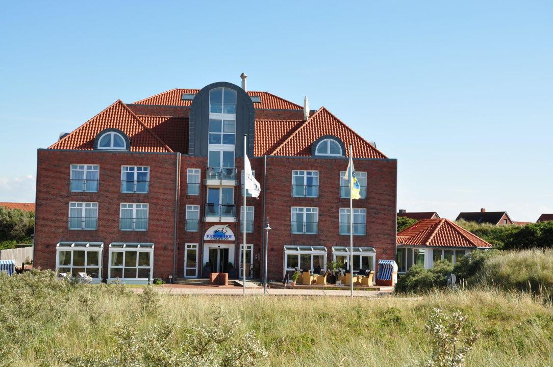 Strandhotel Juister Hof Direkt Am Meer Ihr Traumhaftes 4