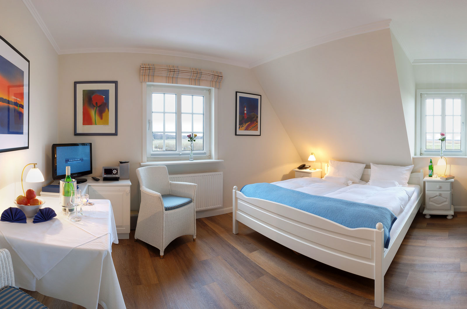 Hotels Auf Amrum  Sterne