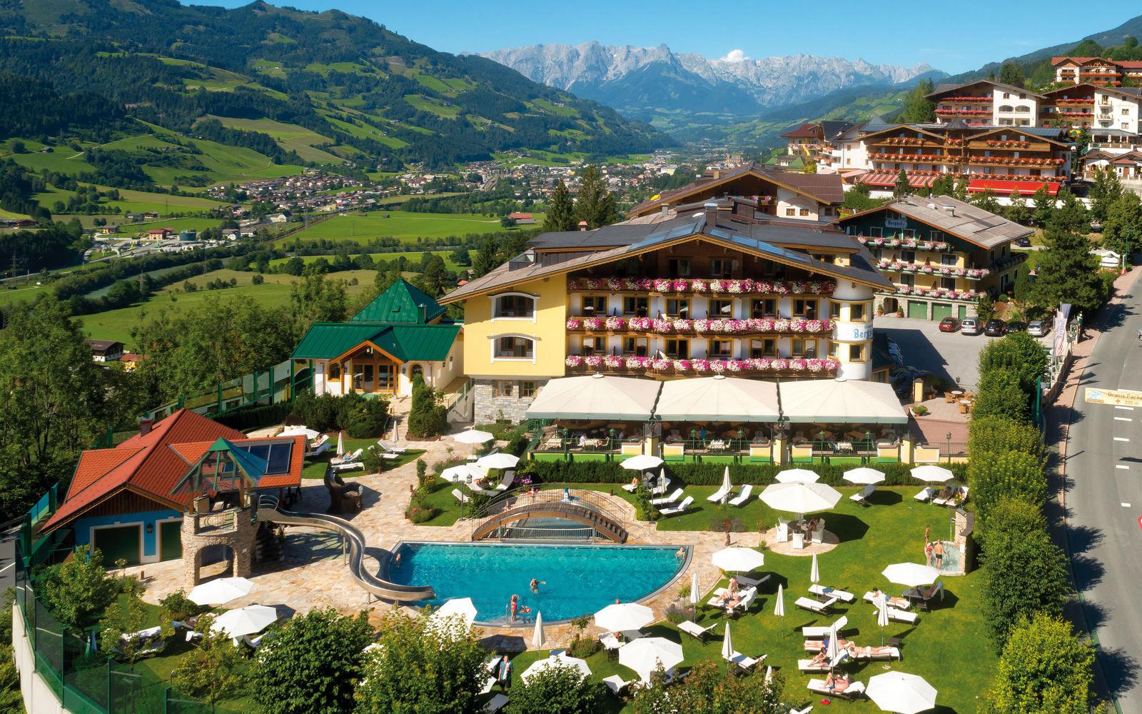 Verw hnhotel berghof s in st johann im pongau ihr top for 4 sterne hotel dortmund