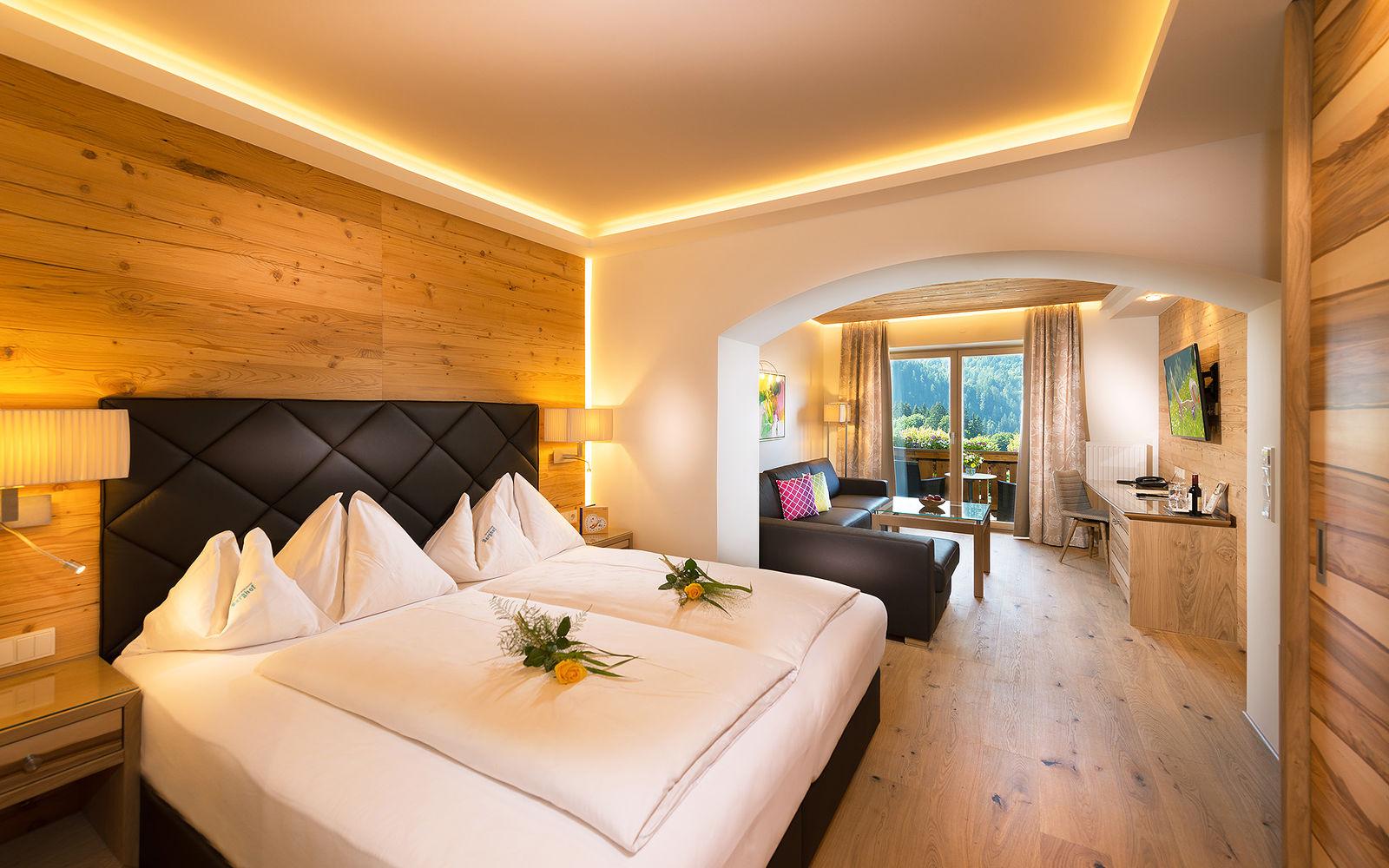 Verw hnhotel berghof s in st johann im pongau ihr top for Warnemunde 5 sterne hotel