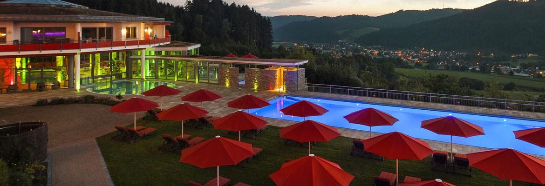 ... Das Elztalhotel ****s Ihr Wellnesshotel Im Schwarzwald Mit 6000 Qm  Schwimmbad Und ...